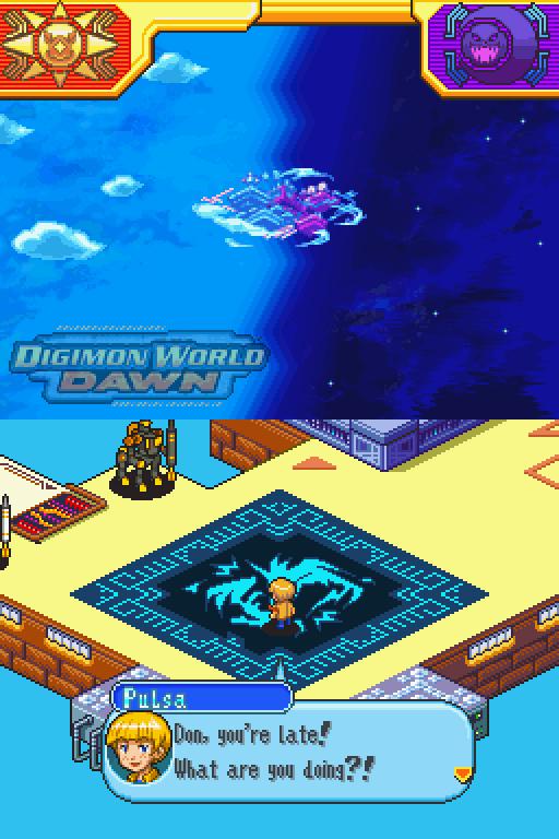 Digi-Egg of Grinding! - Let's Play Digimon World: Dawn