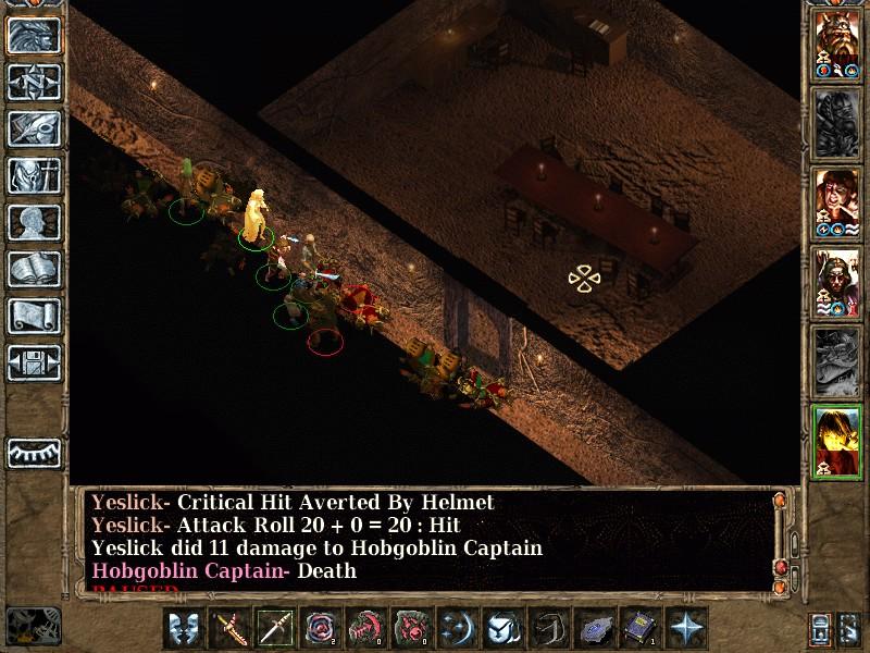 Syvishtar's Journal - Page 28 - Baldur's Gate Series