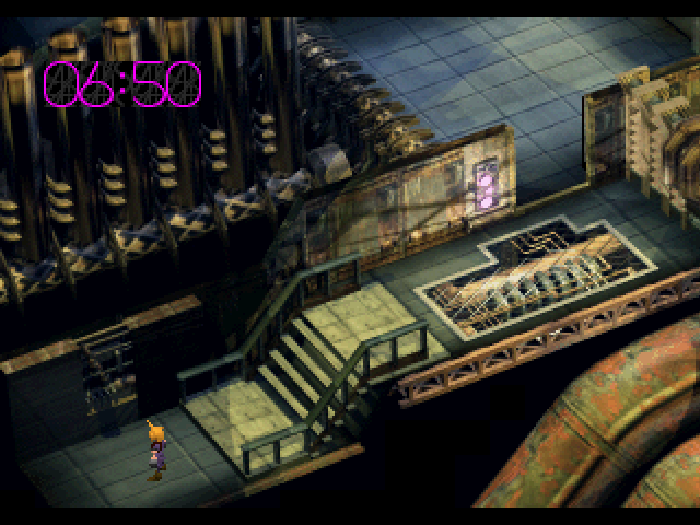 ff7 how to get chocobuckle